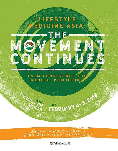 AdventistMed to Host the Asian Society of Lifestyle Medicine