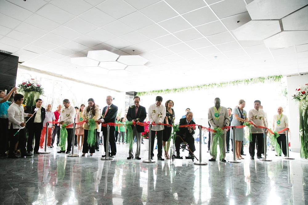 The 7-Storey Building Inauguration Rite