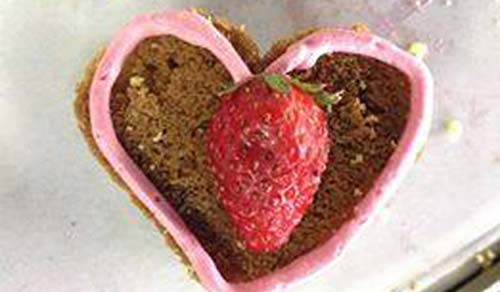 Healthy Bites Delighted its' Customers with a Heart-Shaped Treat